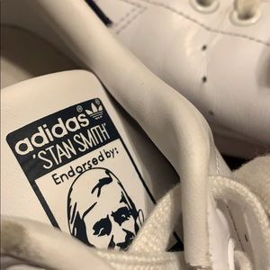 Stan Smith Adidas Navy Sneaker Shoes